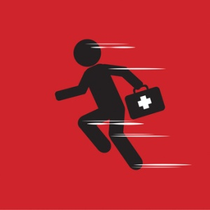 Emergency Concept Vector Illustration